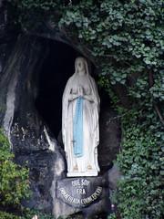 Morning in Lourdes, France 3-20-2004 016