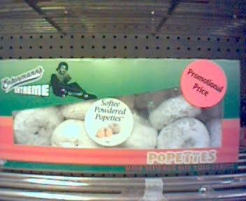 Extreme Entenmann's Doughnuts