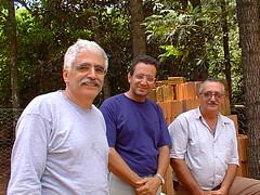 Triple Trouble (joaobambu) Tags: 1998 brasil brazil echaporã echapora family chacara
