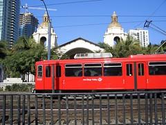 San Diego Tram
