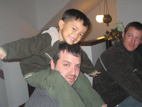 Logan, Brian and Jude