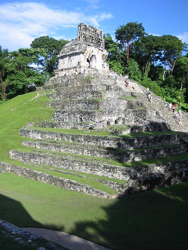 Visiting the Mayan