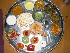 Amazing thali