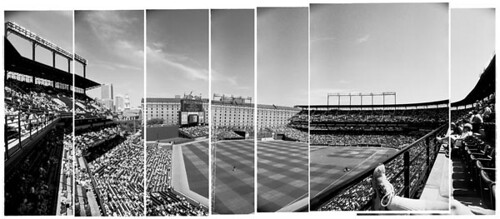 Camden Yards Panorama