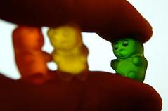 The Seven Gummie Sins: Envy - by Wiedmaier