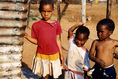 Soweto children (Lil [Kristen Elsby]) Tags: poverty africa family topv2222 children southafrica child african shack johannesburg township joburg soweto socialdocumentary