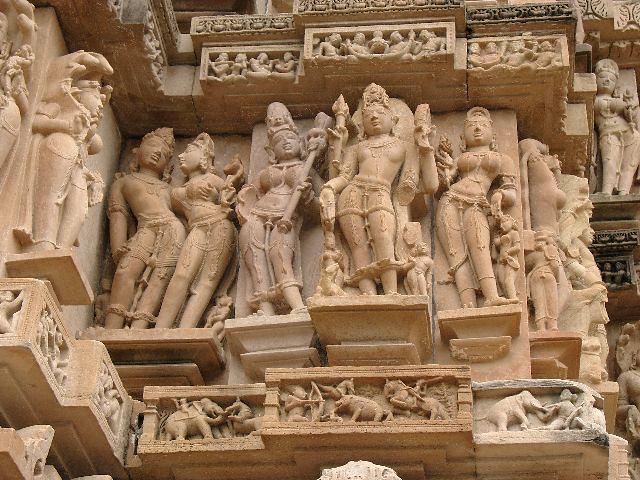 Erotic sculpture in india