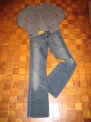 Primo giorno di SALDI! (fiorellino) Tags: saldi acquisti jeans sales clothes mycooljeans