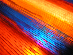 Red and Yellow and Orange and Blue (Cyron) Tags: 2005 blue light red orange colors yellow catchycolors geotagged photo colours catchycolours australia fv5 brisbane southbank textures queensland cyron auspctagged geolat27480110 geolon153022760