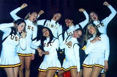 usc_2002noose01 (Hot Rod Homepage) Tags: usc song leaders football postgame uscsongleaders uscsonggirls wwwhitormissmoviescom cheer cheerleading cheerleaders