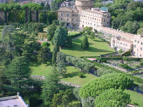 Papal Gardens