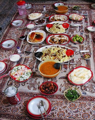 ناهار ایرانی