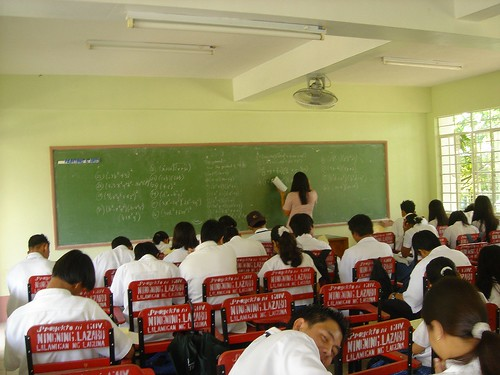 Classroom by Proust, on Flickr