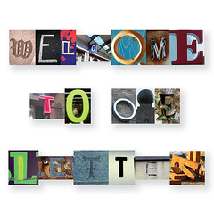 One Letter Welcome (rbanks) Tags: letter oneletter welcome onesentence text flickys excellenceingroups200500members
