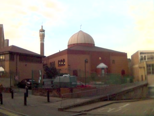 whitechapel mosque