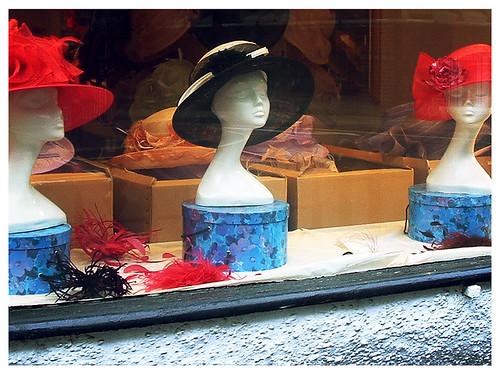 hats shop london