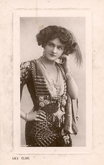 Lily Elsie (ART NAHPRO) Tags: woman vintage stage gorgeous actress actor performer edwardian lilyelsie