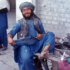 Afghani_portrait of a poor man