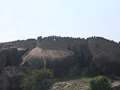 Fort Thirumayam (Ravages) Tags: world old travel india history construction asia tn time monuments indianarchive tamil tamilnadu forts nadu indianness visitindia visitchennai