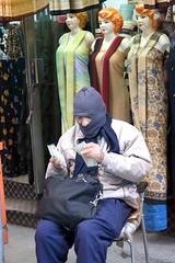 Money Changers 3 (malyousif) Tags: bahrain manama souq people men tradesmen work shops money changer moneychanger exchange tuman iran