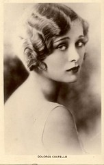 Dolores Costello (ART NAHPRO) Tags: vintage postcard drew hollywood dolores barrymore costello