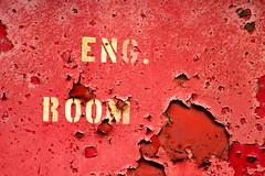 ENG ! (-Antoine-) Tags: old red canada texture port rouge boat paint montral quebec decay montreal daniel room peinture qubec bateau vieuxport vieux mcallister danielmcallister macallister antoinerouleau