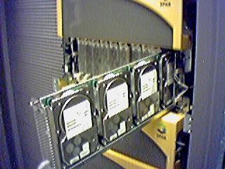 3par rack detail