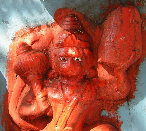 images of god hanuman. God Hanuman with