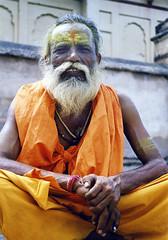 Sadhu, Orccha - by Dey