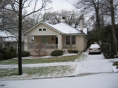 Apocalypse 2005 (extraspecial) Tags: 2005 atlanta house snow cold ice yard apocalypse virginiahighland