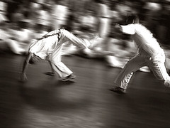 The Sporting Art of Capoeira - XX (carf) Tags: girls brazil bw art boys sport brasil kids children hope dance kid community capoeira child hummingbird traditions esperana social skills folklore philosophy martialarts capoeirabeijaflor beijaflor ecbf