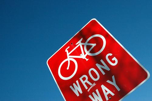 Wrong Way por Emilie Eagan