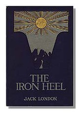 Iron Heel - Jack London - Book Cover