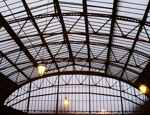 Glass Roof, Windsor Royal Station