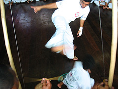 Capoeira Batizado - 27 (carf) Tags: girls brazil art boys sport brasil kids children hope dance kid community capoeira child hummingbird traditions esperana social skills folklore philosophy martialarts batizado capoeirabeijaflor beijaflor ecbf