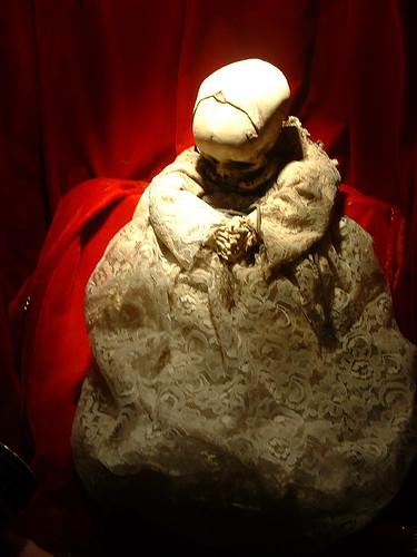El niño momia