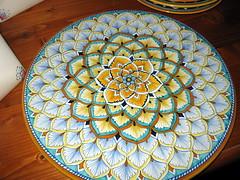 Ceramic Plate - by rdesai