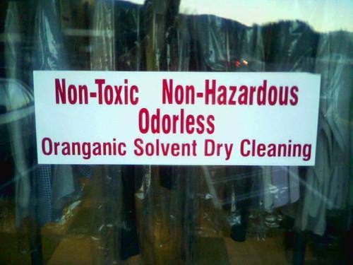 Oranganic Solvent
