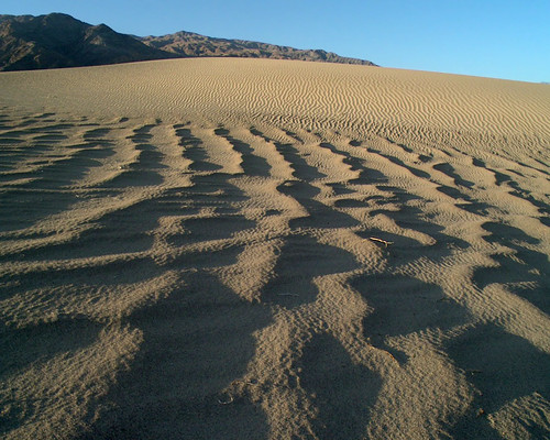 Death Valley Sands