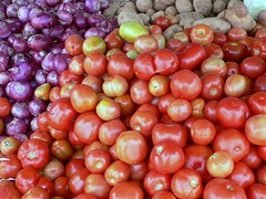 Tomatoes, Onions and Potatoes, Cochin