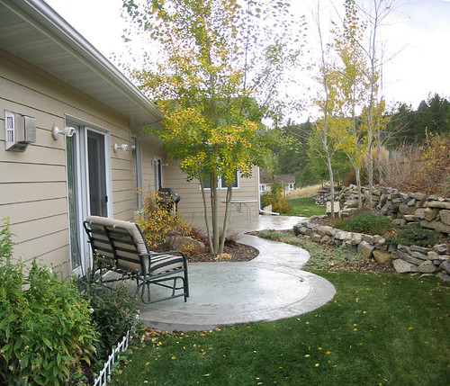 Charmant Stamped Concrete Patio