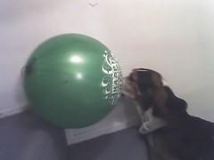 Stair navigation avec balloon