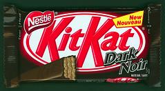 Kit Kat Dark (Dave Ward Photography) Tags: food canada dark yummy yum candy scanner chocolate tasty canadian scan delicious snack scanned snacks kitkat nestle davewardsmaragd