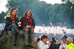 Love (Luke Robinson) Tags: desktop uk 2004 festival background hill glastonbury somerset stonecircle sacredspace
