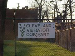 Cleveland vibrator compony