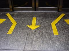 Arrows (Spacecake) Tags: massrapidtransit arrows singapore utatahood utatagettingaround