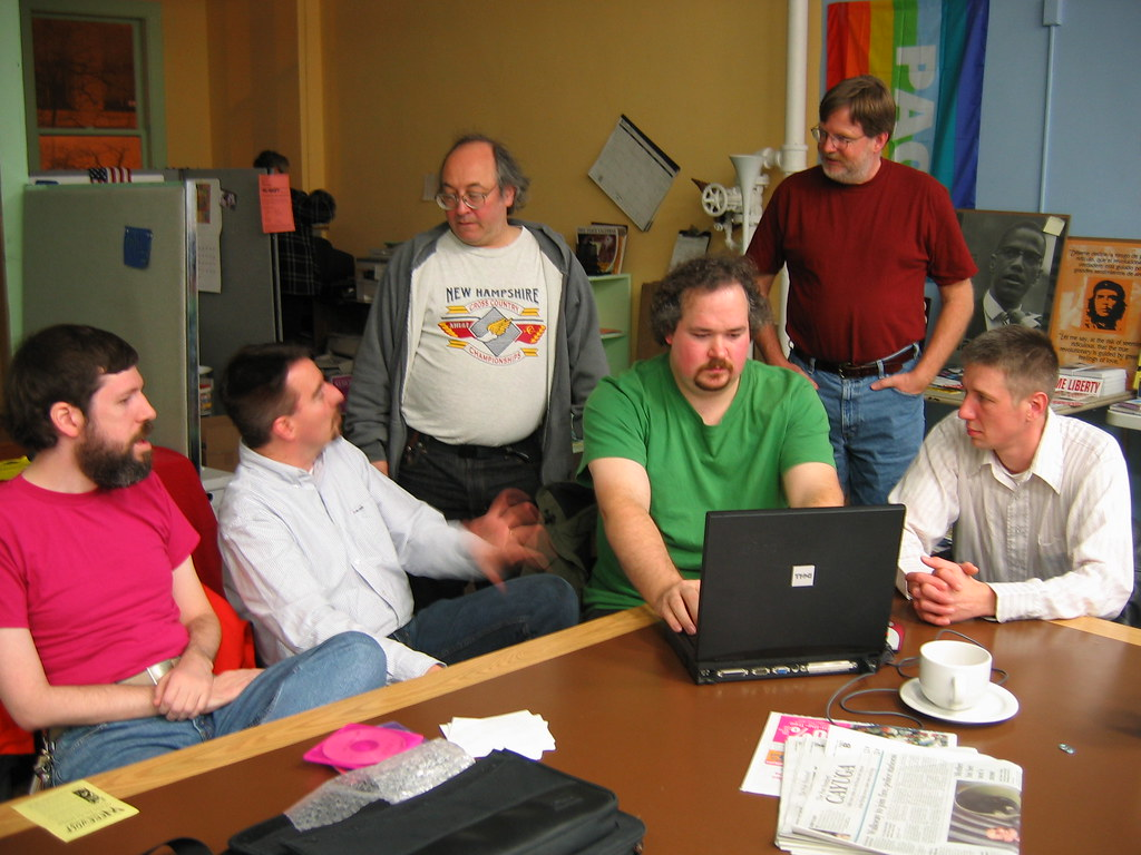 Ithaca Free Software Federation meeting