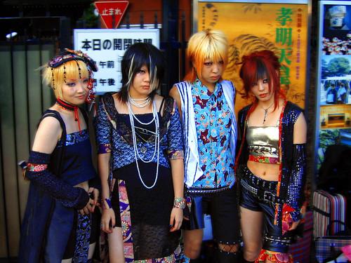 Harajuku Girls