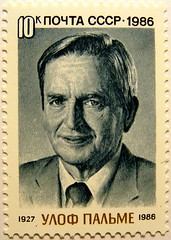 Olof Palme by strangnet, on Flickr