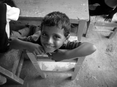 Ginthota Camp (oregongirl!) Tags: bw orphans tsunami srilanka playtherapy childrenofsrilankabw